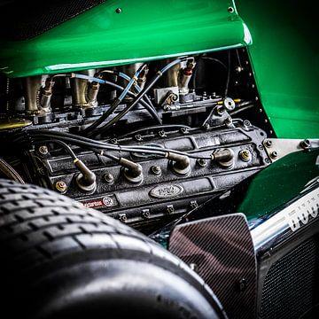 Tyrell 012 Benetton van