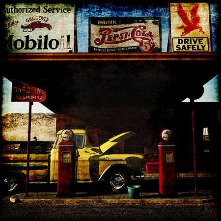 Chevy und Route 66
