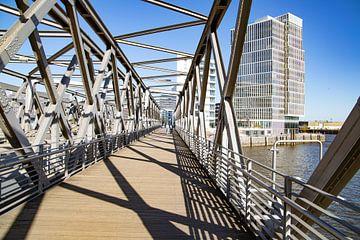 Hafen City Hamburg van Jaap Spaans