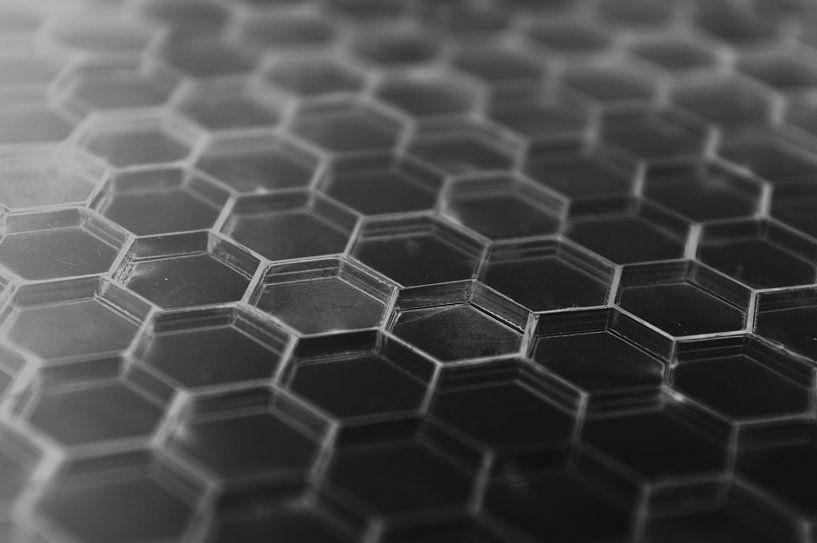 Serie Hexagon - Ordnung von WijlensAanDeWand