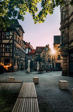 Jean Mandel Square Fürth