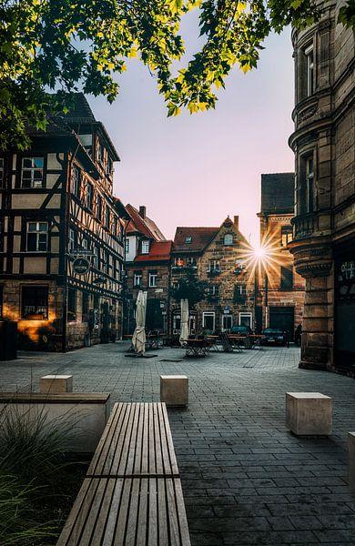 Place Jean Mandel Fürth sur Faszination Fürth