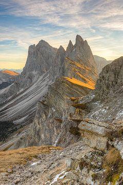 Seceda Südtirol von Michael Valjak