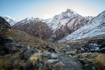 Himalaya-Wanderung in Nepal von Ellis Peeters