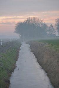 2018 art 43 Friesland Landschap van