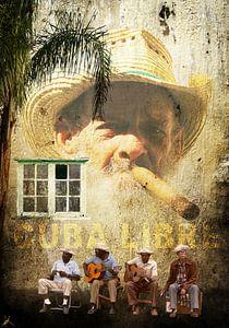 Cuba Libre van