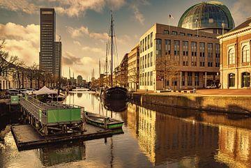 Leeuwarden City van Marcel Kieffer