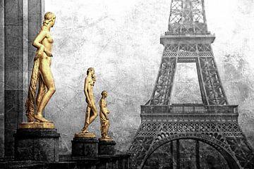 Vrouwen van Parijs van Joachim G. Pinkawa