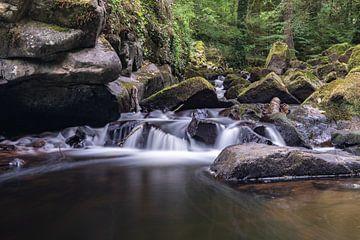 Wasserfall von Alco Vos