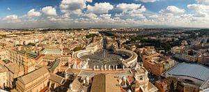 Rome en Vaticaan panorama