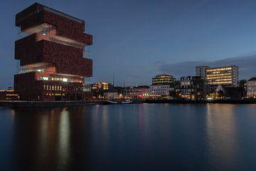 Citylights MAS Antwerpen van Evy De Wit