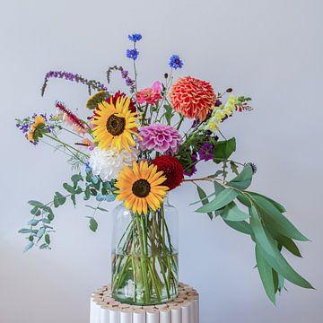 Wildblumen Bouquet von Iris Waanders