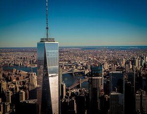 Freedom Tower, One World Trade Center, New York