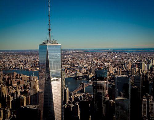 Freedom Tower, One World Trade Center, New York van