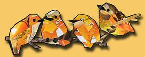 Oranje kwartet