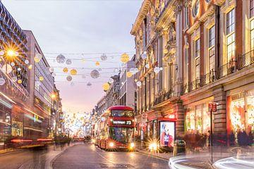 London Oxford street. von Olivier Peeters