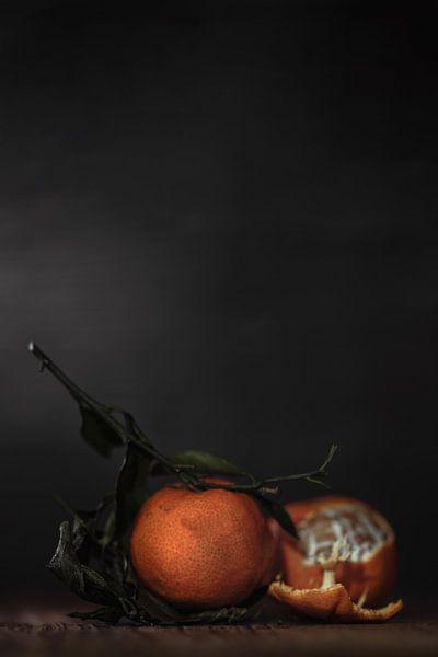 Stilleven Clementines van Steven Dijkshoorn