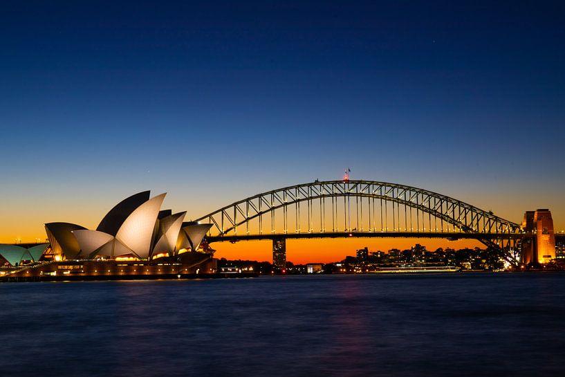 Opera House (Sydney, Australia) van Michel van Rossum