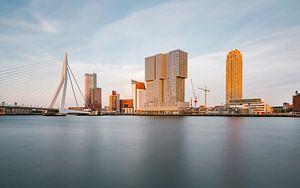 Hoogbouw stad Rotterdam