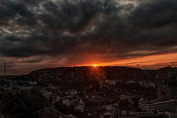 Sundown Wuppertal van Joerg Keller