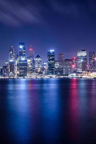 Zakendistrict van Sydney van Ricardo Bouman | Fotografie