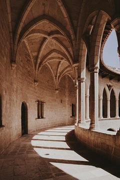Castell de Bellver Mallorca von Amber den Oudsten