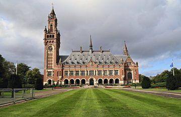Het Vredespaleis in Den Haag van Jan Kranendonk