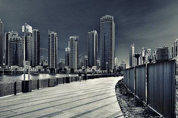 Wandeling door Dubai van Anouschka Hendriks