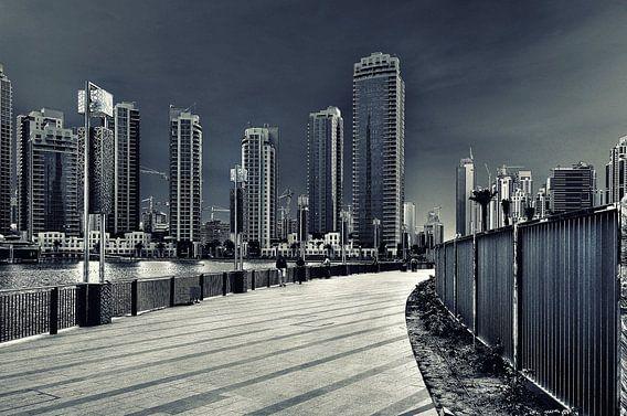 Wandeling door Dubai
