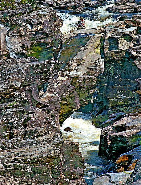 River Orchy von Leopold Brix