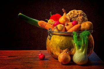 Stilleben: Gemüse von Carola Schellekens