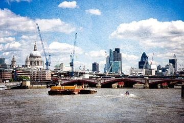 London von Anja Daleman
