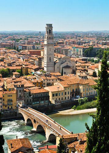 Duomo di Verona e Ponte Pietra