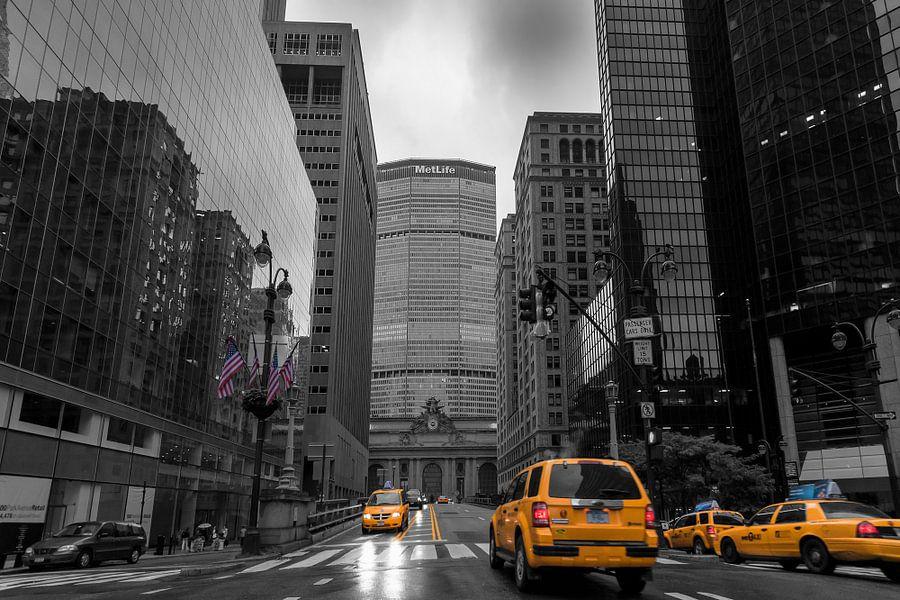 Das MetLife Building an der Park Avenue in New York