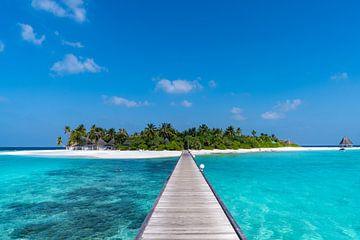 Kleine Insel mitten im Paradies von Christian Klös