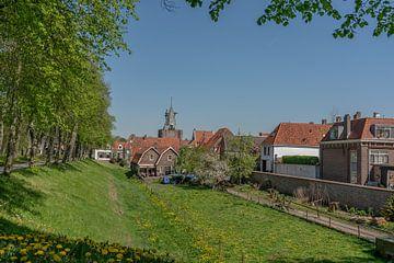 Elburg! Vestingstadje, Hanzestad, Zuiderzeevisserij en botters.