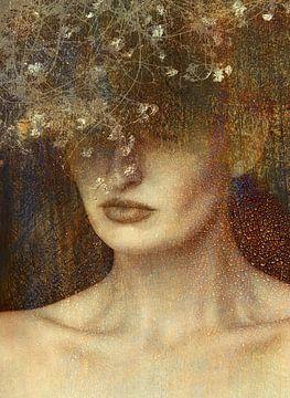 Melancholy of Autumn van Marja van den Hurk