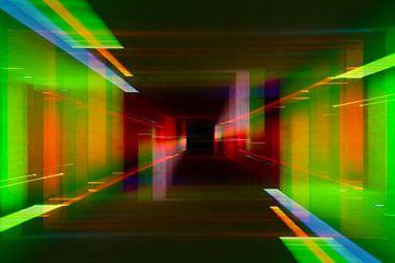 Kleuren perspectief van Yvonne Gravestein