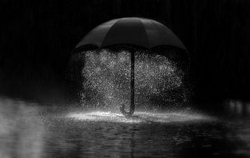 Paraplu sur Sidney Portier