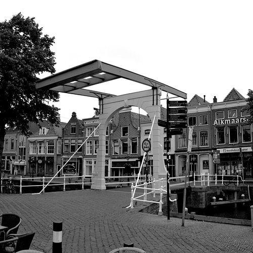 Alkmaar Noord-Holland Zwart Wit