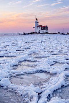 Niederländischer Winter von Tim Huijg