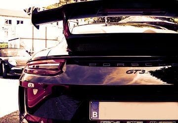 sportwagen van peter desmet