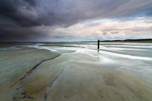 De strandpaal van robert wierenga