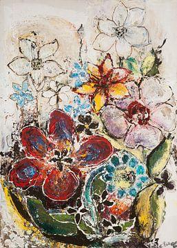 Fleurs von Carmen Eisele