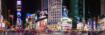 Time Square, New York van Keith Wilson Photography
