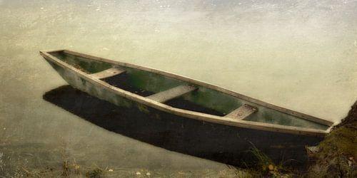 Auland - Grünes Boot