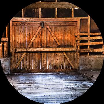Boerenschuur van Lennart Aangeenbrug