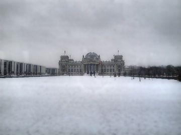 Reichstag Building von BL Photography