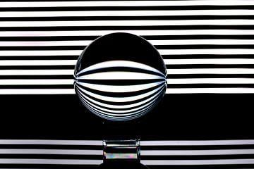 Streifen reflektiert von Joke Beers-Blom