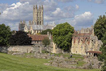 Canterbury, Saint-Augustine's Abbey van Ton Reijnaerdts